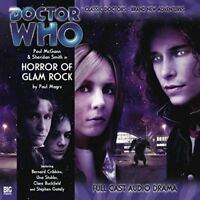 PAUL MAGRS - DOCTOR WHO: HORROR OF GLAM ROCK   CD NEW