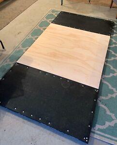 Deadlift / Squat Rack Platform For Crossfit Powerlifting