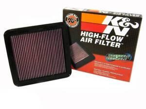 K&N Air Filter for Mitsubishi Triton 2.4/3.5/2.5/3.2 06-10 4G64 6G74 4D56 4D56