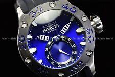 Invicta Men 52MM Russian Diver Scuba Silicone Bright Blue 500M Diver Watch