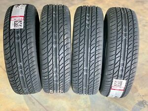 4 NEW 225/65R17 Ohtsu FP7000 Performance Touring Tires 102H 480AA Made by Falken