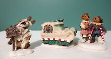 """New Boyds Bearly-Built Villages """"Wunnerful Village Accessory Stuff"""" - # 19032-1"""