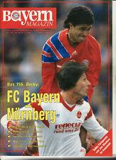 BL 92/93 FC Bayern München - 1. FC Nürnberg