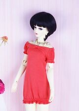 SD doll 1/3 BJD Super Dollfie outfit red lady dress clothes