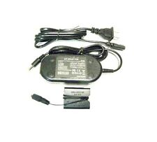 AC Adapter + BPC-013 DC Coupler for Olympus TG-620 TG-810 TG-820 SH-21 SH-25