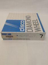 DISCO GRIND WHEEL INFEED CREEP DIAMOND DRSI0017 GRINDING WHEEL IF-01-1-5/10