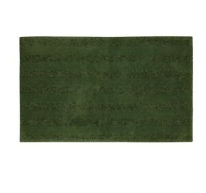Mohawk Home Luster Stripe Bath Rug Soft Nylon Surface in Red Brown or Green New
