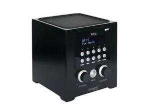 Tangent Pico DAB + Clock Radio and Alarm