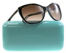 New Tiffany Sunglasses Woman Cat eye TIF 4094B Brown 8134/3B TIF4094-B 59mm