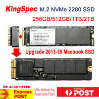 KingSpec M.2 NVMe 512GB SSD with Adapter for 2013/14/15 Macbook Pro SSD Upgrade
