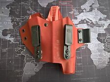 T.Rex Arms Glock 17 Light-Compatible X300 Sidecar Appendix (2nd) Kydex Holster