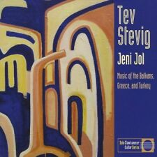 Jeni Jol: Music Of The Balkans Greece & Turkey - Tev Stevig (CD Used Very Good)