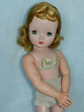 "Lovely Madame Alexander 18"" Winnie / Binnie Doll Jointed Vinyl Arms Non-Walker"