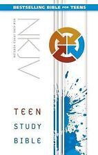 NKJV Teen Study Bible (2016, Hardcover)
