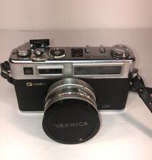 Yashica Electro 35 GS Camera w/ Yashinon Color DX  45mm 1.7 Lens Range Finder
