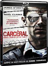 Blu Ray //  CARCÉRAL Dans l'Enfer de la Taule  // James D'Arcy / NEUF cellophané