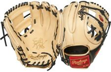 "Rawlings 11.5"" Heart Of The Hide Camel / Black / Gold Baseball Glove New w/ Tags"