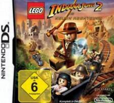 Nintendo DS 3DS Lego Indiana Jones 2 Die neuen Abenteuer Deutsch Neuwertig