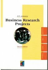 Business Research Projects (2nd Edition),A. D. Jankowicz