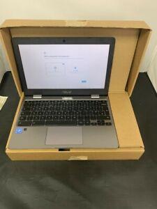 """ASUS C223N 11.6"""" CHROMEBOOK LAPTOP N3350 4GB 32GB CHROME O/S"""