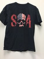 SONS OF ANARCHY!  ROAD GEAR PROSPECT T-SHIRT!   Large