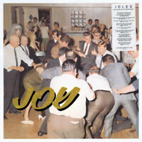 Idles - Joy As An Act Of Resistance - Vinyl LP & Download Code *NEW & SEALED*