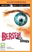 Berserk by Ally Kennen (2015, MP3 CD, Unabridged)