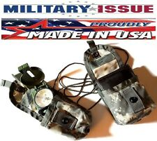 Acu Digital Camo Military Issue MOLLE II Compass Pouch, Dip Pouch, Grenade Pouch