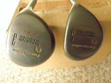 Men right handed regular graphite Pinemeadow Wood set 3 and 5 wood