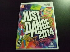 Replacement Case (NO GAME) JUST DANCE 2014 NINTENDO WII