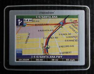 $250 Nextar NAVTEQ  X3-03 Auto GPS Satellite Navigation 3.5 Color Touch Screen