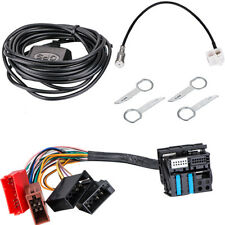 RNS-E GPS Système de Navigation Adaptateur Interface Rééquipement pour BOSE AUDI a3 a4 a6