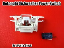 De'longhi, Omega Dishwasher spare parts Power Switch Replacement (D184) NEW