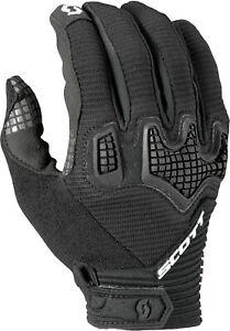 Scott Superstitious Full Finger Cycling Gloves - Black