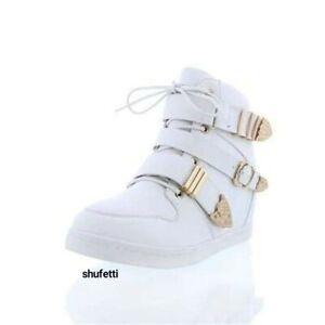 """Shufetti Shirley Sneaker Wedge Sneaker 2"""" Wedged Heel"""