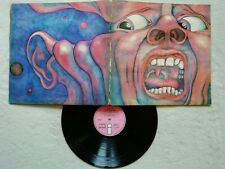 "LP 33T KING CRIMSON ""In the court of (an observation by)""ISLANDILPS9111 1969 #1/"