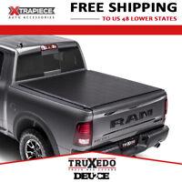 "TruXedo DEUCE Tonneau Cover 2in1 fit 10-18 Dodge Ram 3500 6'4"" Bed"