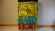 Janet Evanovich - Hard Eight (2002, 2 Cassette's / Abridged)