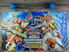YuGiOh 2013 WCQ Mat Mermail Abyssmegalo & Mermail Abyssleed Playmat Free Tube