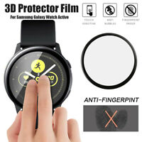 Screen Protector Accessories Tempered Glass For Samsung Galaxy Watch Active