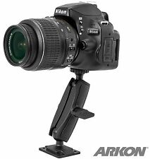 Arkon RMAMPS1420 Heavy Duty 4 Hole AMPS Wall Mount for Camera and Video Camera