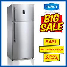 2017 NEW Frost 546L Top Mount Freezer Fridge not Samsung Westinghouse LG Fisher