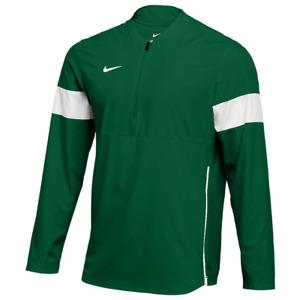 Nike Mens Team Authentic Lightweight Coaches Sideline Jacket Medium NEW $75