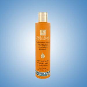 Soapless Face Cleanser with Obliphicha Chamomile & Vitamin E H&B Dead Sea 250ml