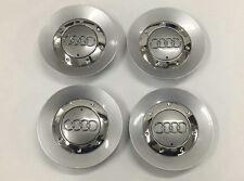 "Audi A4 B7 TT Wheel Center Cap 8E0601165M 8N0601165D 17"" Wheel 4 Pcs New"