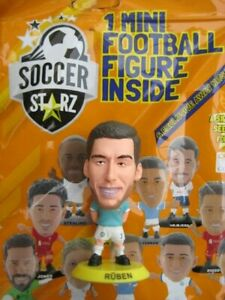 Ruben Dias Manchester City SoccerStarZ 2022 Yellow Base Foil Bag MicroStars