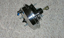 """Chrome 9"""" Brake Booster 1967 68 69 70 Ford Mustang Mercury Cougar DISPLAY SALE"""