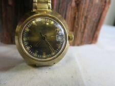Retro Timex Womens Brown Winding France Watch Repair RP12