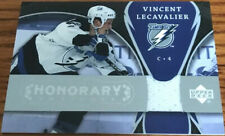 2007-08 Upper Deck Trilogy Honorary Swatches Vincent Lecavalier HS-VL