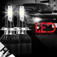 XENTEC LED HID Headlight kit H7 White for Mercedes-Benz E350 2006-2012